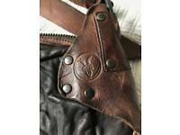 Vintage AllSaint men's bag