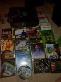 Originak Xbox and games
