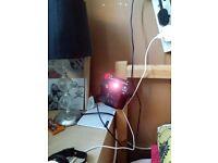 Led lazer light
