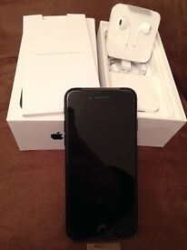 3day old iphone7 32GB on EE