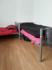 Doorm accommodation in London.