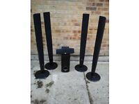 LG speaker system Model SH53TH-W