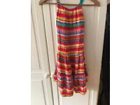 4 girls summer dresses age 7-8 years and 8-10 years