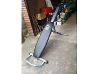 Bodyworks pro exercise bench