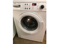 8KG BOSCH VAIRO PERFECT NEW MODEL WASHING MACHINE, (4 months warranty)