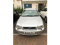 2004 Volvo S40 1.8 petrol cheap automatic