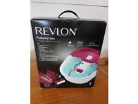 Revlon Pediprep Foot Spa with Accessories