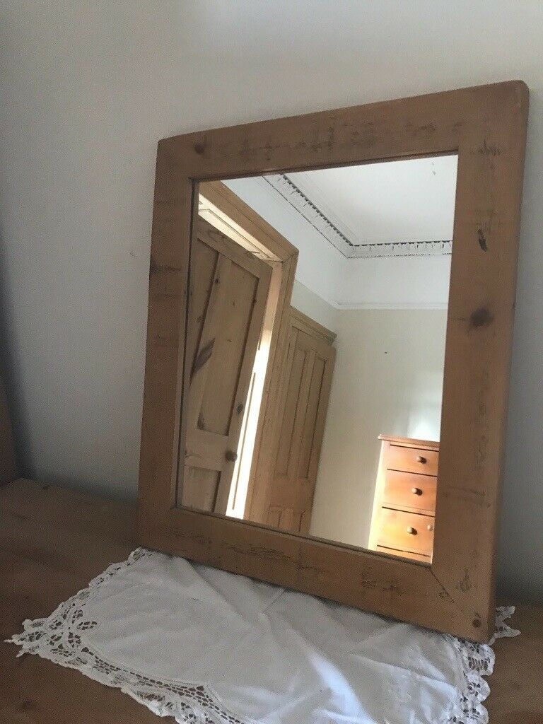 Small Wooden Framed Mirror In West End Glasgow Gumtree
