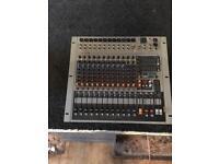 Peavey 1212 powered mixer 1200watt