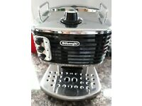 De'Longhi ECZ351BLK Scultura Espresso Machine