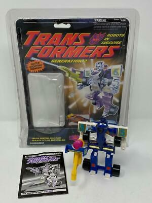 TRANSFORMERS G2 GENERATION 2 COLOR CHANGER DELUGE! COMPLETE! LOOKS GREAT!