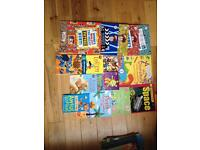 Children's books inc activity and reading, where's wally