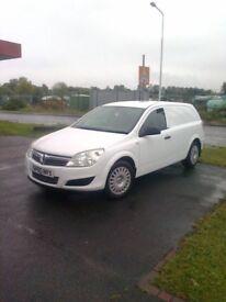 Astra van fsh one owner