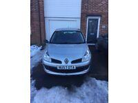 Renault Clio (Tom Tom edition)