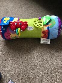 Baby Einstein activity crawl toy