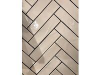 Manhattan 1st Ave White tiles