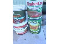 Fence / Shed Paint