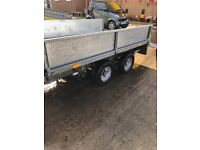 LT85G Ifor Williams Trailer as new