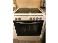 Only 6 months old - Montpellier Electric Oven & Ceramic Hob - Excellent condition