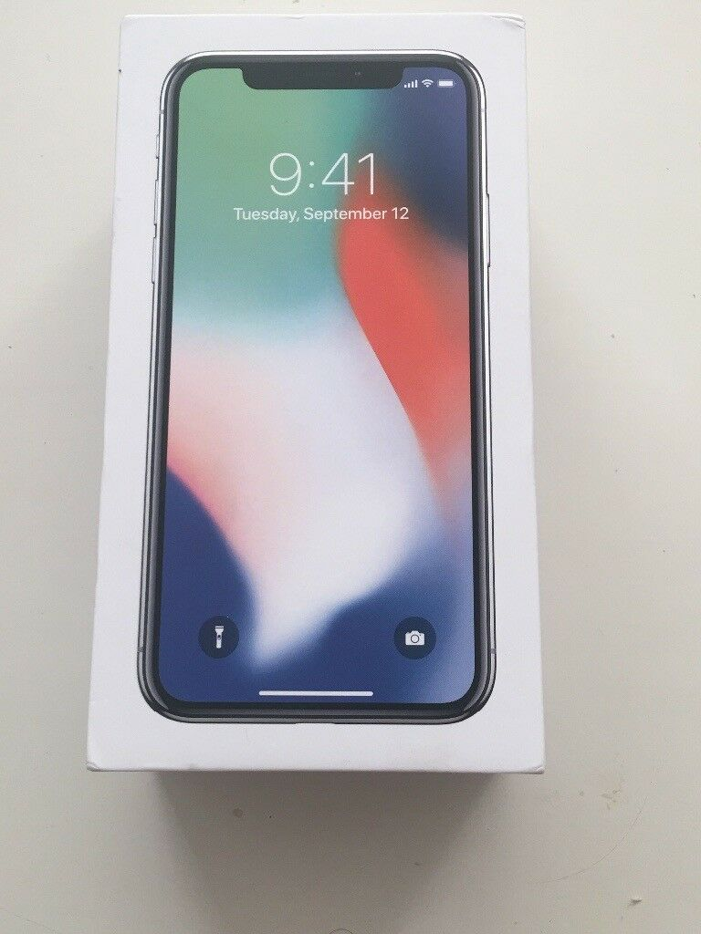 reputable site 683cf 8611b IPHONE X 64g SILVER (EE) SILVER WITH TECH 21 EVO CASE AND TECH 21 EVO GLASS  PROTECTION ALL BRAND NEW   in Thornton-Cleveleys, Lancashire   Gumtree