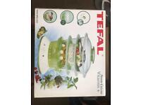 Tefal steam cuisine