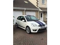 Ford Fiesta St White