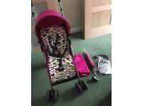 Mamas and Papas stroller