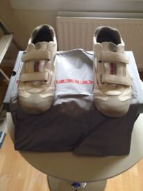 Prada training shoes