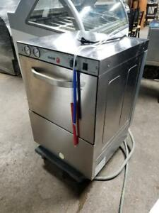 UNDER COUNTER HIGH TEMPERATURE  DISHWASHER ( FULLY REFURBISHED )