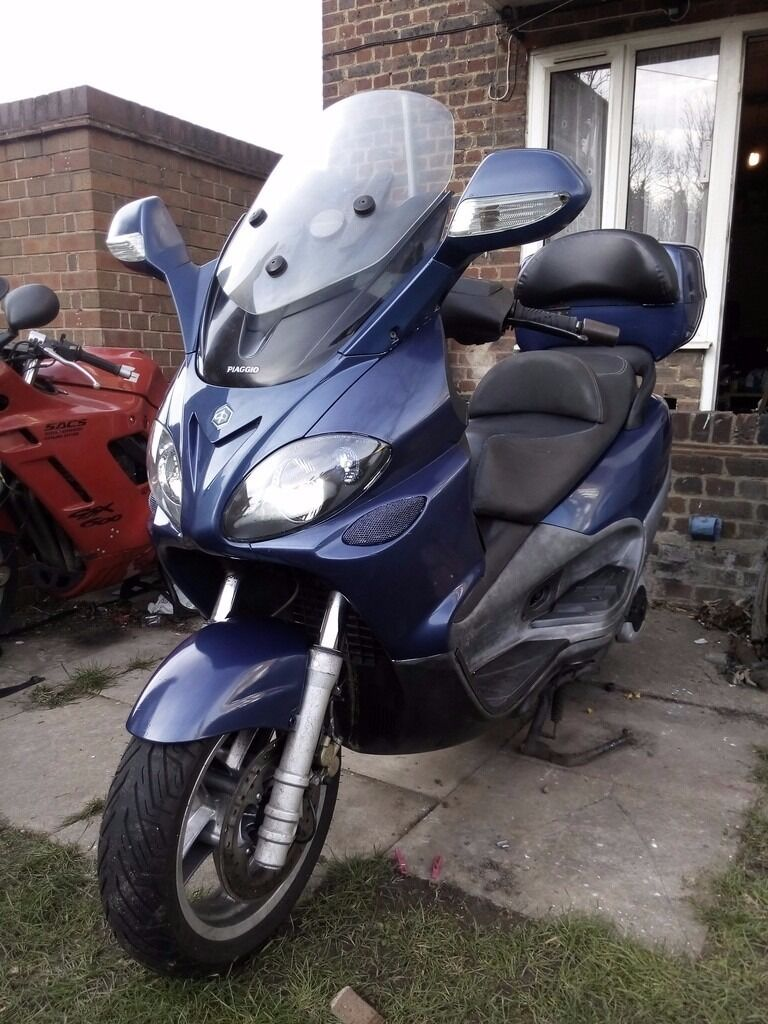 2004 piaggio x9 500 evolution maxi scooter in south ockendon essex gumtree. Black Bedroom Furniture Sets. Home Design Ideas