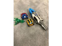TRANSFORMERS TOYS IN GOOD CONDITION