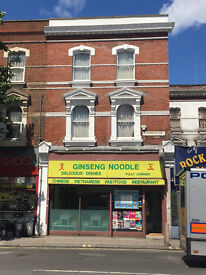 ** Shop lease / Business for sale A3 Restaurant with 5 bedroom Flat in CAMBERWELL GREEN **