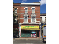 ** Shop lease / Business for sale A3/5 & 5 bedroom Flat in CAMBERWELL GREEN **