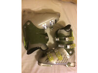 Salomon Flyer 1080 ski boots for kids (mondo size 23)