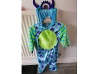 Fancy dress children aileen 18 month to 24 month