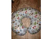 Feeding pillow £20