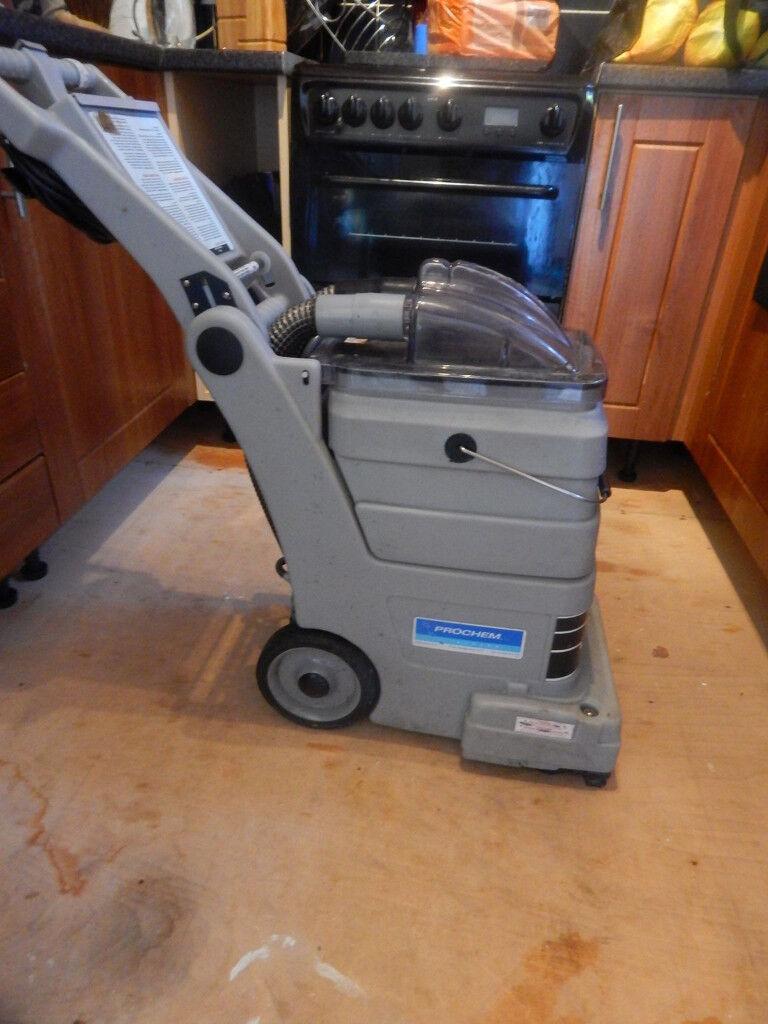 Prochem Comet TR419 carpet cleaning machines