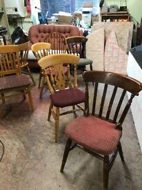 Bar / restaurant chairs