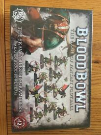 Skaven Blood Bowl Team