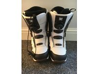 Dc shoe co brand new with tags snowboard boots size 7.5