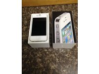 iPhone 4 - White - 8GB - Unlocked
