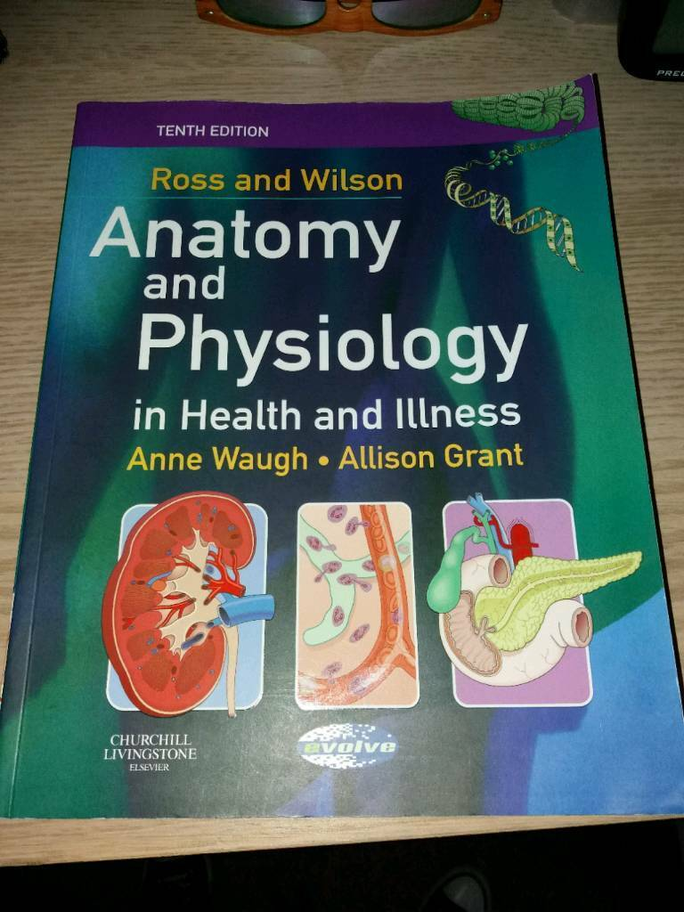 Anatomy and Physiology Book | in Newtownabbey, County Antrim | Gumtree