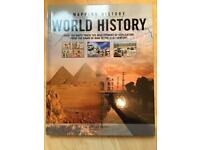 Mapping History, World History Hardback book