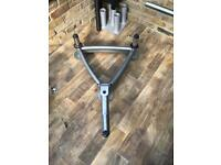 Bodymax TBar Row Core Functional Landmine Trainer