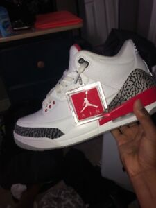 Air Jordan Retro 3 'Katrina'