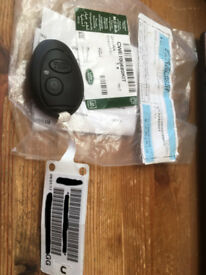 Landrover Discovery II key fob and immobiliser transponder - NEW