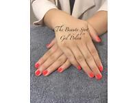 Gel Polish on Natural Nails £20