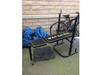 Golds weights bench