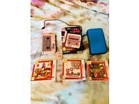 New Nintendo 3ds xl SNES edition bundle