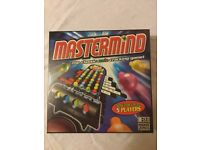 """BNIB, """"MASTERMIND"""", still in original plastic wrap! Now for up to 5 players! Unwanted gift."""